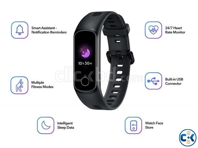Honor Band 5i Color Display Waterproof | ClickBD large image 3