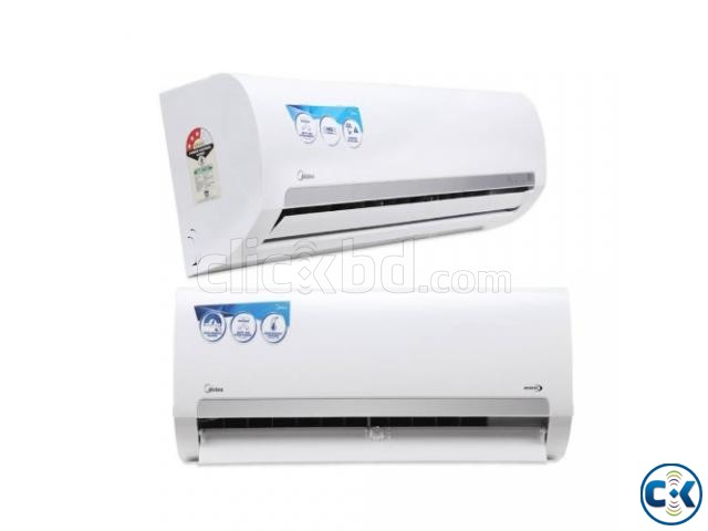 BRAND NEW ORIGINAL MIDEA 1.5 TON HOT COOL Inverter AC | ClickBD large image 2