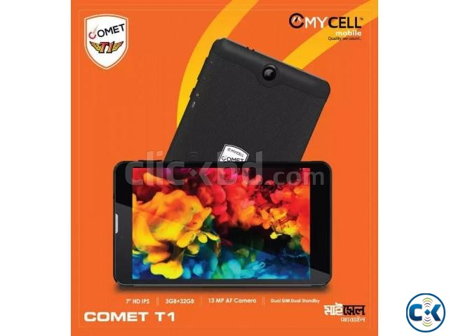 Mycell Comet T1 4G Dual Sim 7 inch Tablet Pc 3GB RAM And 32G | ClickBD large image 0
