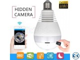 Security Bulb Camera Light Bulb Camera WiFi IP Camera