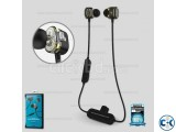 REMAX RB-S26 Double Coil Bluetooth 5.0 Earphones- Original