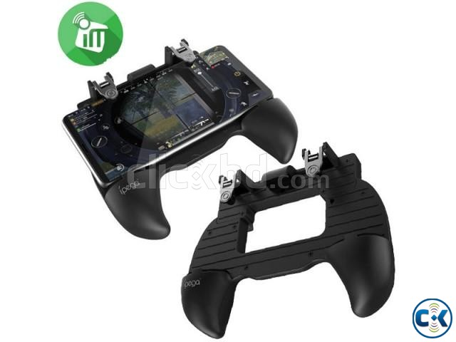 Ipega PG-9117 Game Grip Gamepad for PUBG | ClickBD large image 2
