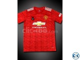 Imported Man U Authentic Jersey 21