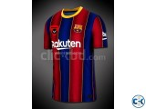 Barcelona Authentic Jersey 21