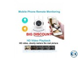 Wifi IP Camera V380 High Quality 3 Antenna HD Security Cam