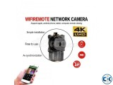 Spy Camera 4K Wifi IP Camera Rebon P2P Module
