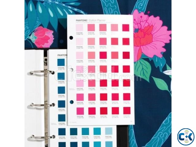 PANTONE TCX COTTON PLANNER FHIC300A | ClickBD large image 1