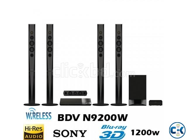 Sony BDV N9200 Real 5.1ch Dolby Digital 4K Wireless | ClickBD large image 3