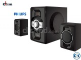 Philips MMS2260B 2.1 Channel Multimedia Speaker