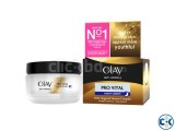 Olay Anti-Wrinkle Pro Vital Night Cream 50 Ml