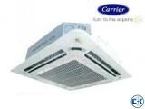 Carrier 5 Ton AC Cassette Celling 60000 BTU