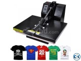 T shirt heat press machine 15 x 15