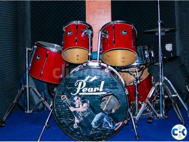 Pearl professional Drums | ClickBD large image 0