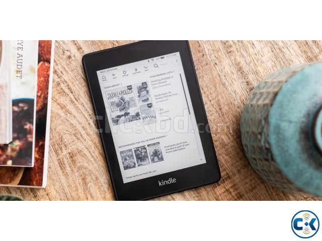 Kindle Basic E-Book Reader 6 inch fresh condition 4500tk | ClickBD large image 0