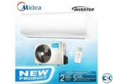 Midea 1.5 Ton Wall Type Split AC MSM-18HRI Inverter Series