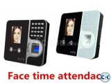 Face attendance machine