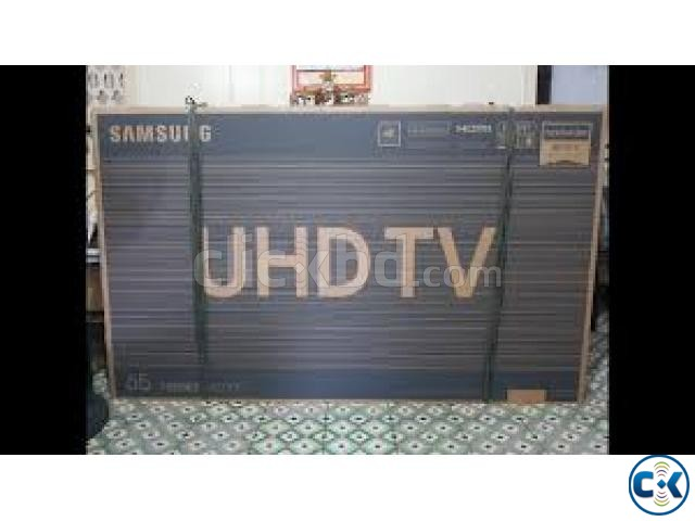 75 RU7100 Samsung 4K UHD LED LCD Smart TV | ClickBD large image 2