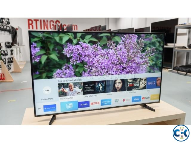 75 RU7100 Samsung 4K UHD LED LCD Smart TV | ClickBD large image 3