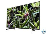 Sony 55 Inch-KD- X8000G Full HDR Android Smart LED TV