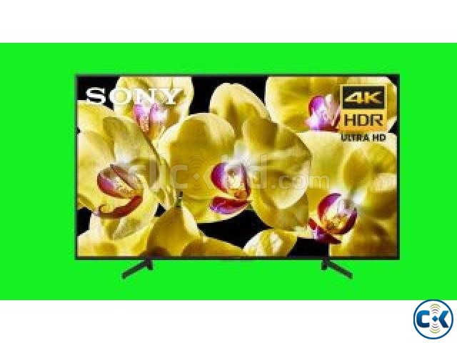 Sony 55 Inch-KD- X8000G Full HDR Android Smart LED TV | ClickBD large image 1