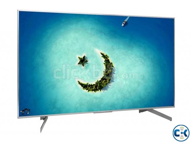 BRAND NEW 65 inch SONY BRAVIA X8500G 4K ANDROID TV | ClickBD large image 1