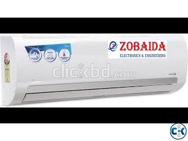 Midea MSM30CRN1-Non Inverter 2.5 Ton Split Type AC | ClickBD large image 0