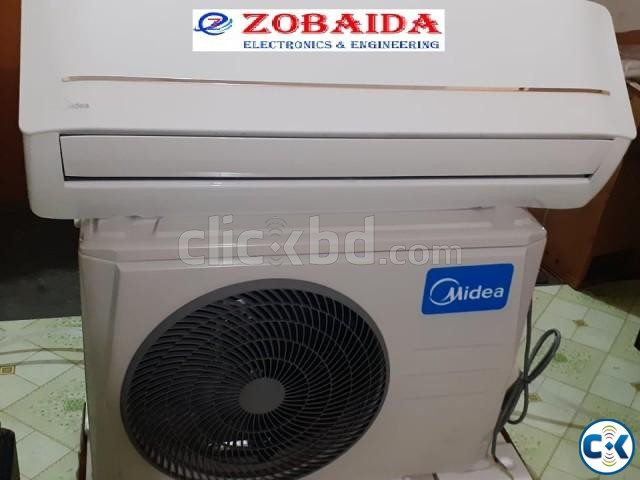 Midea MSM30CRN1-Non Inverter 2.5 Ton Split Type AC | ClickBD large image 1