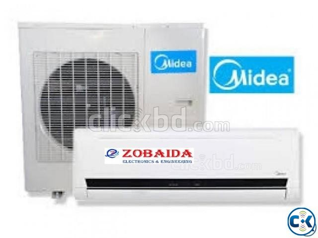 Midea MSM30CRN1-Non Inverter 2.5 Ton Split Type AC | ClickBD large image 2