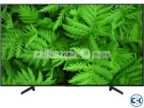 Sony X8500G smart television 65 inch size flat type screen