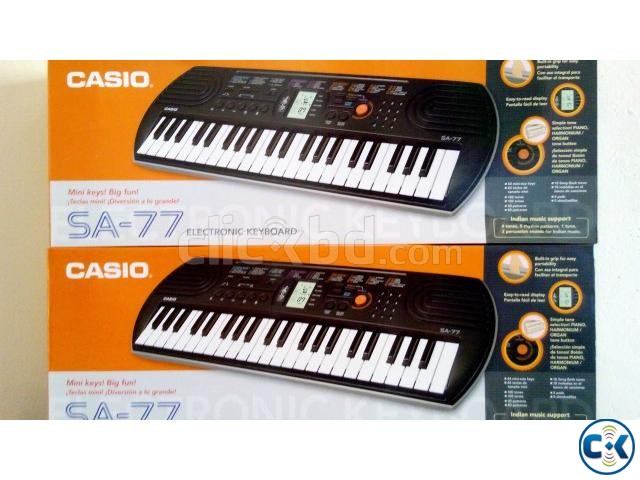 Brand New Casio SA-76 78  | ClickBD large image 2