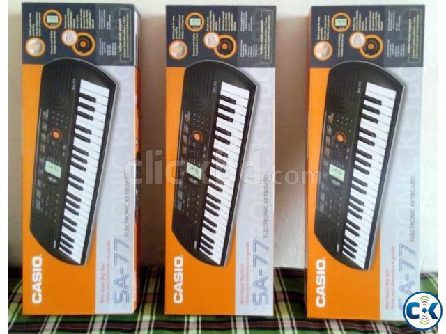 Brand New Casio SA-76 78  | ClickBD large image 3