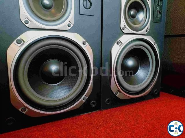 ONKYO SC 402 3 WAY SPEAKER SYSTEM. | ClickBD large image 2