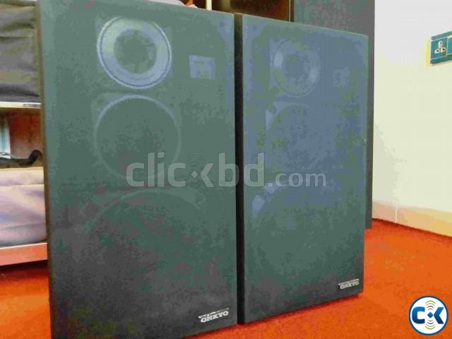 ONKYO SC 402 3 WAY SPEAKER SYSTEM. | ClickBD large image 4