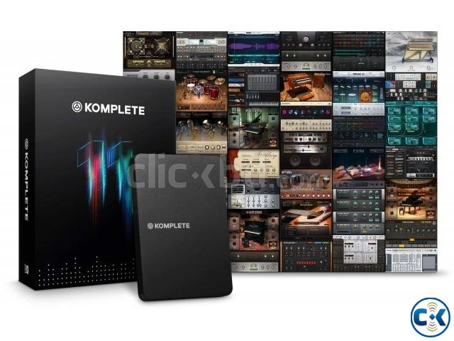Kontakt Library s VSTI DAW Software For Music Production | ClickBD large image 0