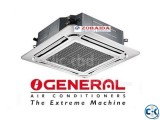 Japanese O GENERAL 4.5 TON Cassette Ceiling Type AC