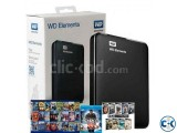 PORTABLE HARD DRIVE With 200 3D BLURAY MOVIES TV