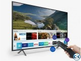BRAND NEW 43 RU7100 SAMSUNG UHD 4K Smart TV