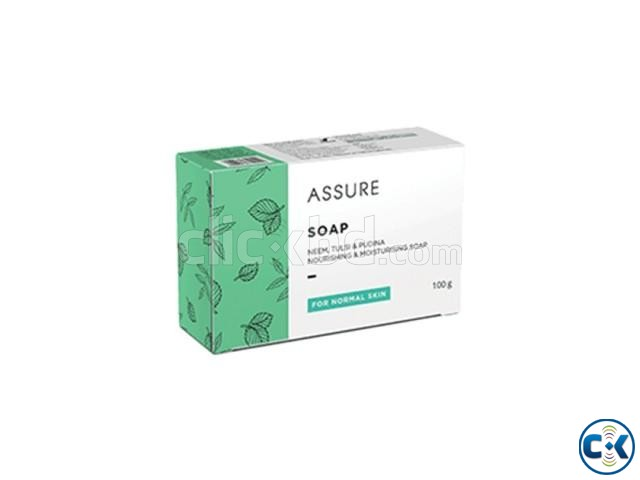 Assure Soap with Neem Tulsi and Pudina - Indian | ClickBD large image 0