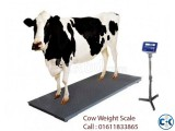 Cow Weight scale