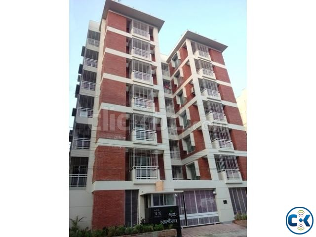 1500 sq.ft.ft. Ready flat Sale on 6th Floor at Mirpur | ClickBD large image 0