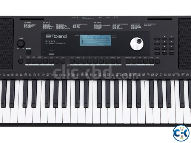 ROLAND E-X20 Arranger Keyboard PRO Brand New Intact  | ClickBD large image 4