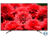 BRAND NEW 75 inch SONY BRAVIA X8500G 4K ANDROID TV
