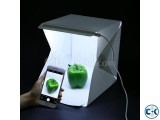 Portable Folding Mini Photography LED Lightbox