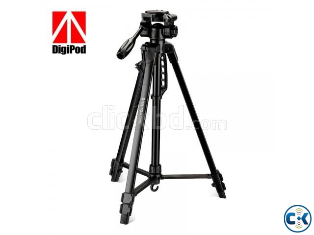 Digipod TR-462 Aluminum Light weight Camera Tripod | ClickBD large image 2