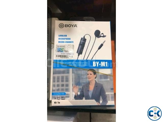 Boya BY-M1 Microphone | ClickBD large image 2