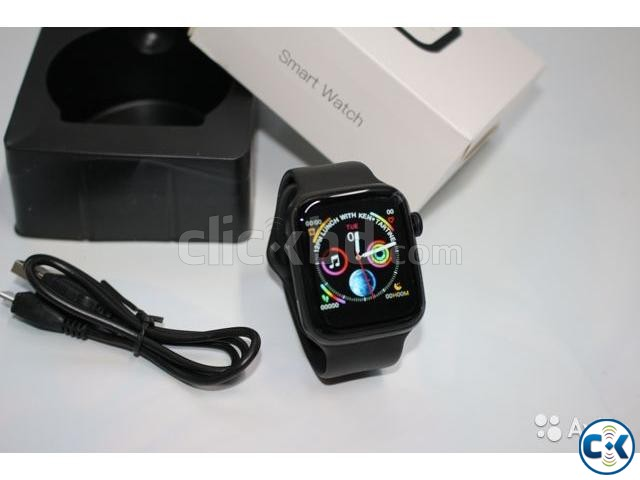 P90 Smartwatch 44mm 1.54 HD IPS Support ECG Dynamic Heart Ra | ClickBD large image 4