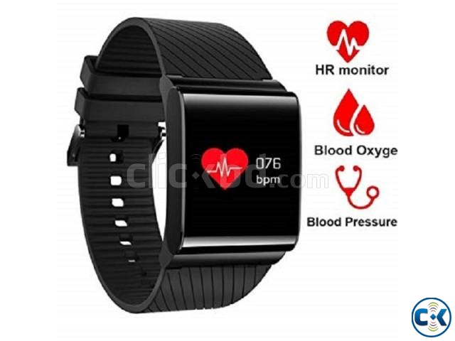 X9 Pro Smartwatch Color Touch Screen Blood Pressure Monitor | ClickBD large image 0