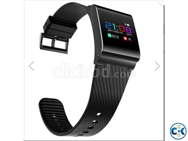 X9 Pro Smartwatch Color Touch Screen Blood Pressure Monitor | ClickBD large image 2