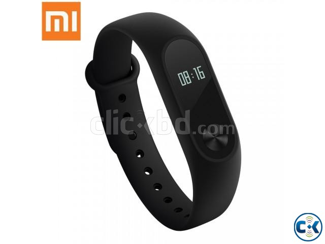 Xiaomi Mi Band 2 Smart Band Fitness Tracker Original | ClickBD large image 0
