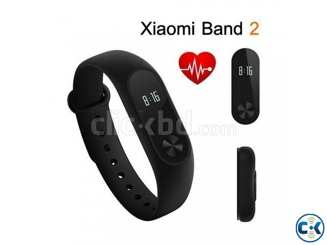 Xiaomi Mi Band 2 Smart Band Fitness Tracker Original | ClickBD large image 3